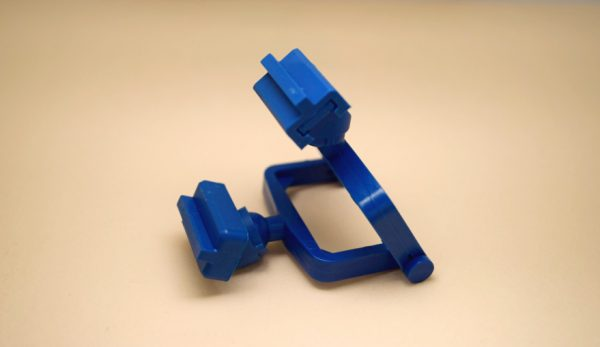 Blue 3d Articulator